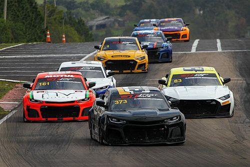 GT Sprint Race: estreia com pódio para Roberto Possas em Tarumã