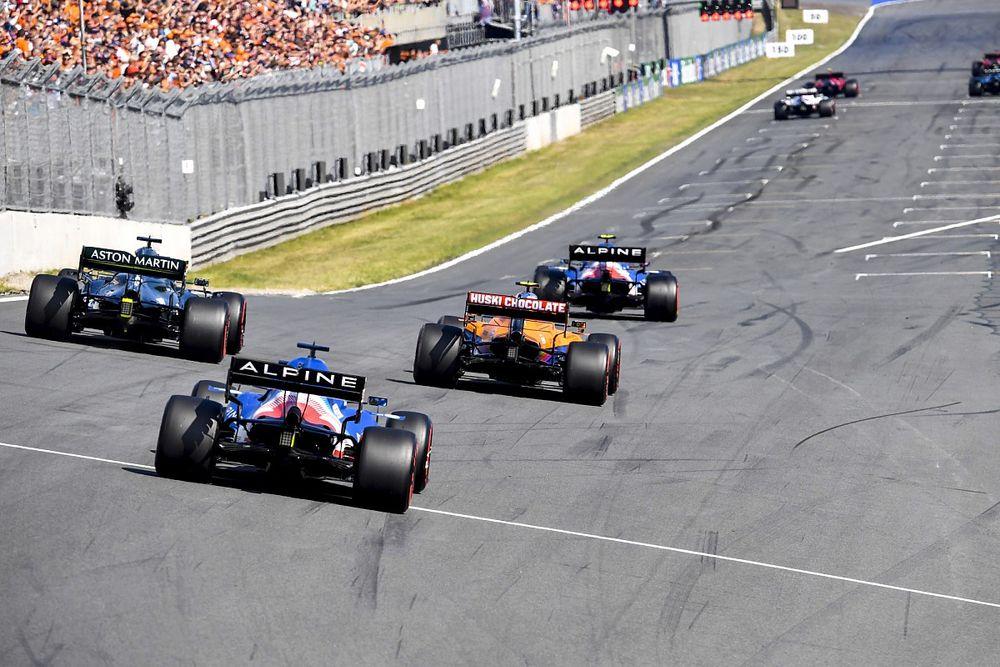 Alonso: Strategy 'surprises' could deliver Dutch GP excitement
