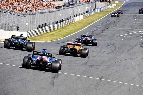 Así fue la carrera del GP de Países Bajos de la F1