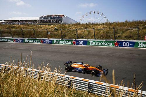 Uitslag: Derde vrije training F1 Grand Prix van Nederland
