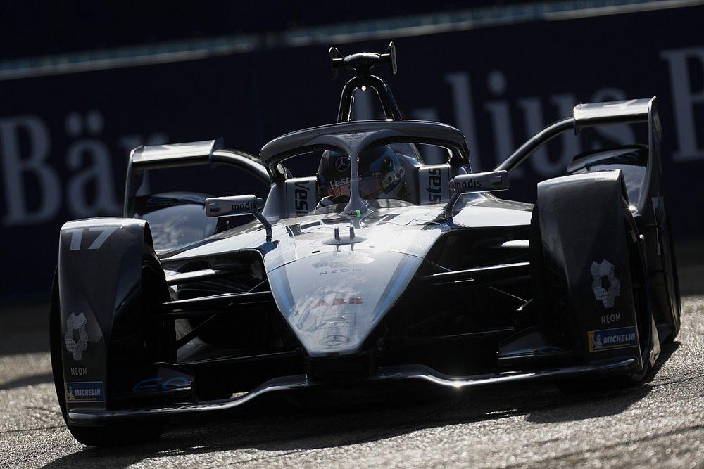 فورمولا إي: دي فريز يتصدر التجارب الحرة الأولى لسباق برلين الختامي