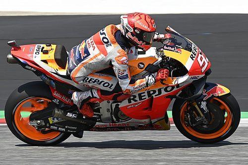 """Marquez: """"Non siamo da vittoria o da podio"""""""