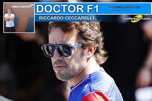 """Ceccarelli: """"Alonso migliora come il vino stagionato"""""""