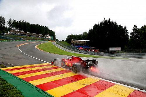 Ferrari réclame la modification du Raidillon de Spa