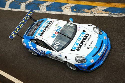 Porsche Cup: Pedro Aguiar lidera treino livre na Carrera e Daniel Correa na GT3 em Goiânia