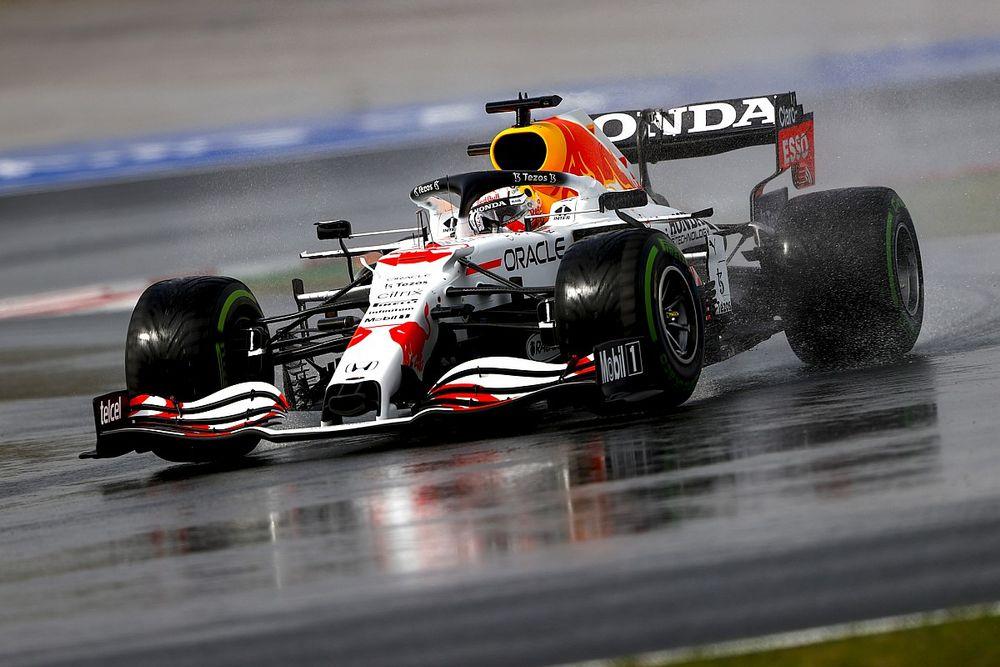 "Verstappen: ""Terceros era lo máximo que podíamos esperar"""