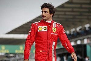 """Sainz gana el """"Piloto del Día"""" del GP de Turquía F1"""