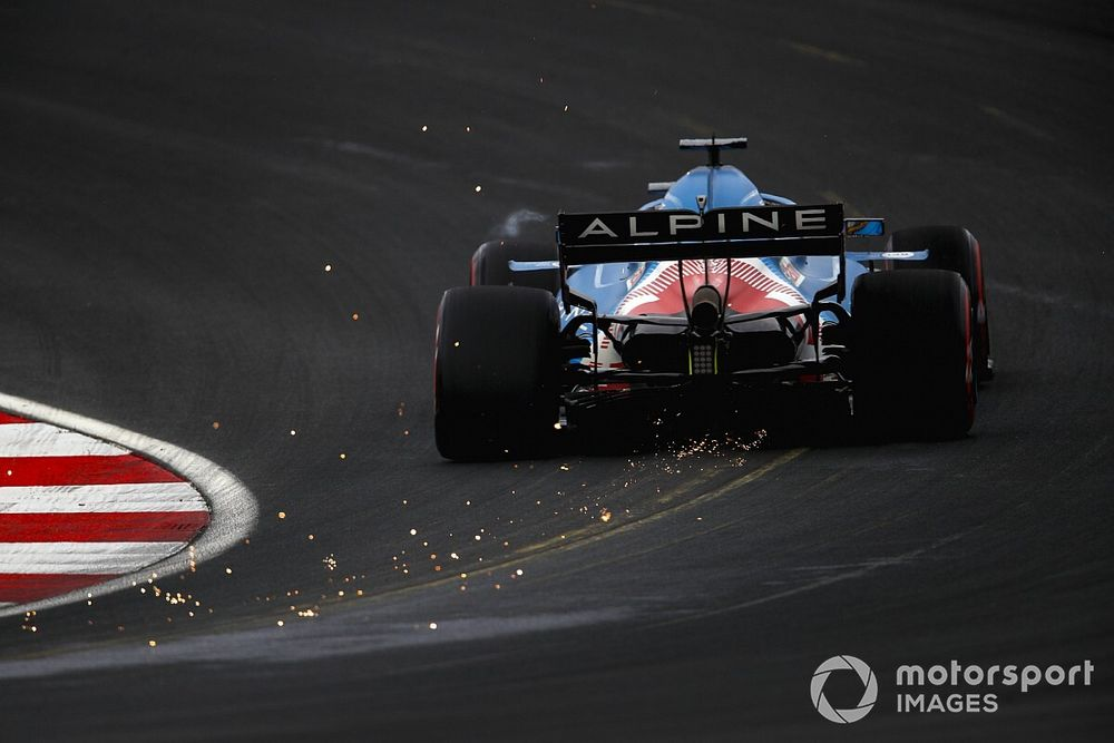 A stewardok döntést hoztak Fernando Alonsóról