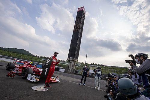スーパーフォーミュラ第5戦もてぎ予選速報:野尻智紀が驚速タイムでポールポジション獲得!