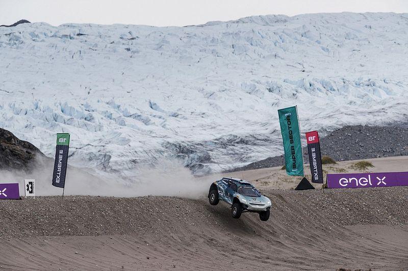À l'Arctic X-Prix, Abt Cupra s'est battu avec ses armes