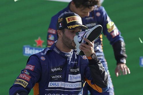 """The """"forced break"""" that was key to Ricciardo's Monza excellence"""
