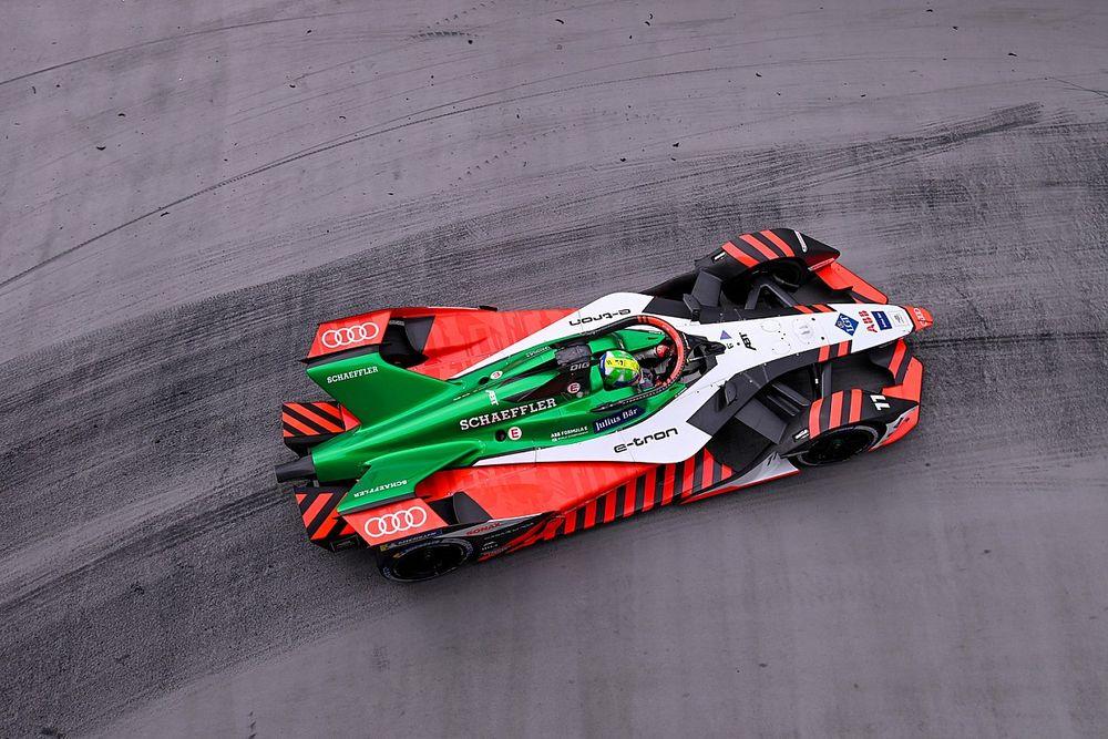 Londa E-Prix 3. antrenman: Di Grassi ve Audi en hızlısı