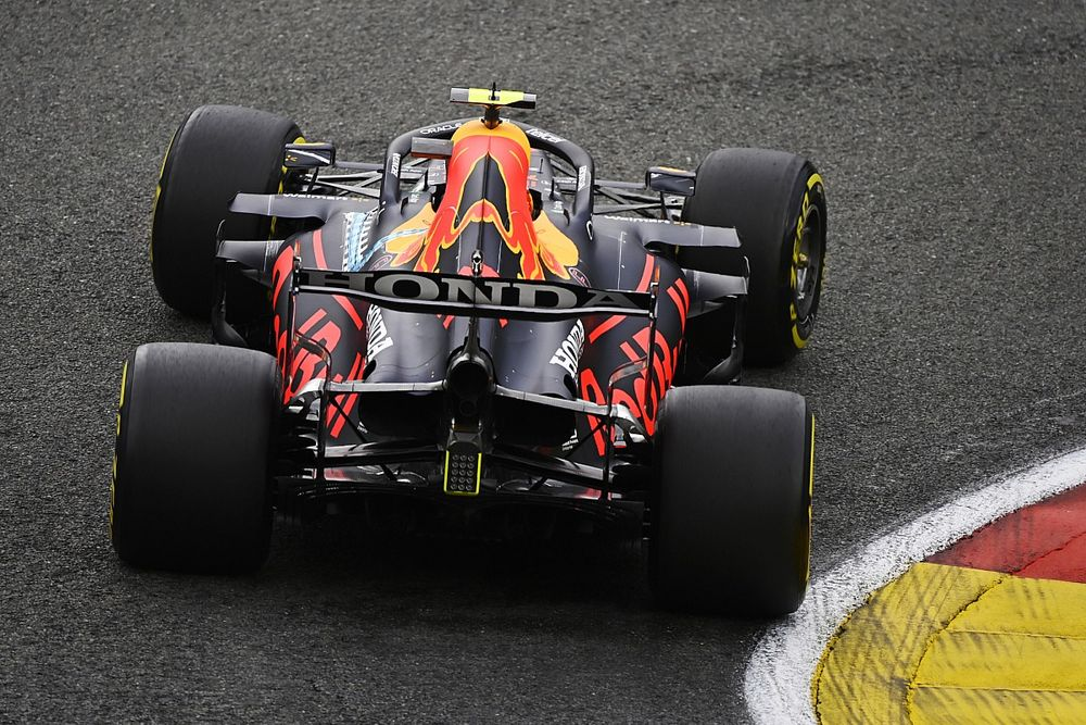The tech updates planned for a dry F1 Belgian GP