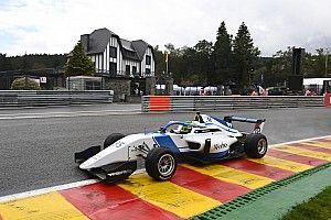 Spa W Series crash underlines modern car safety advances - Visser