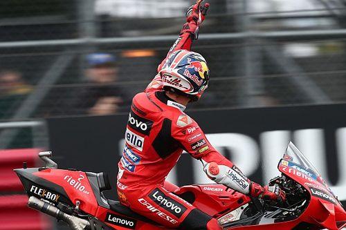Uitslag: Derde vrije training MotoGP GP van Groot-Brittannië