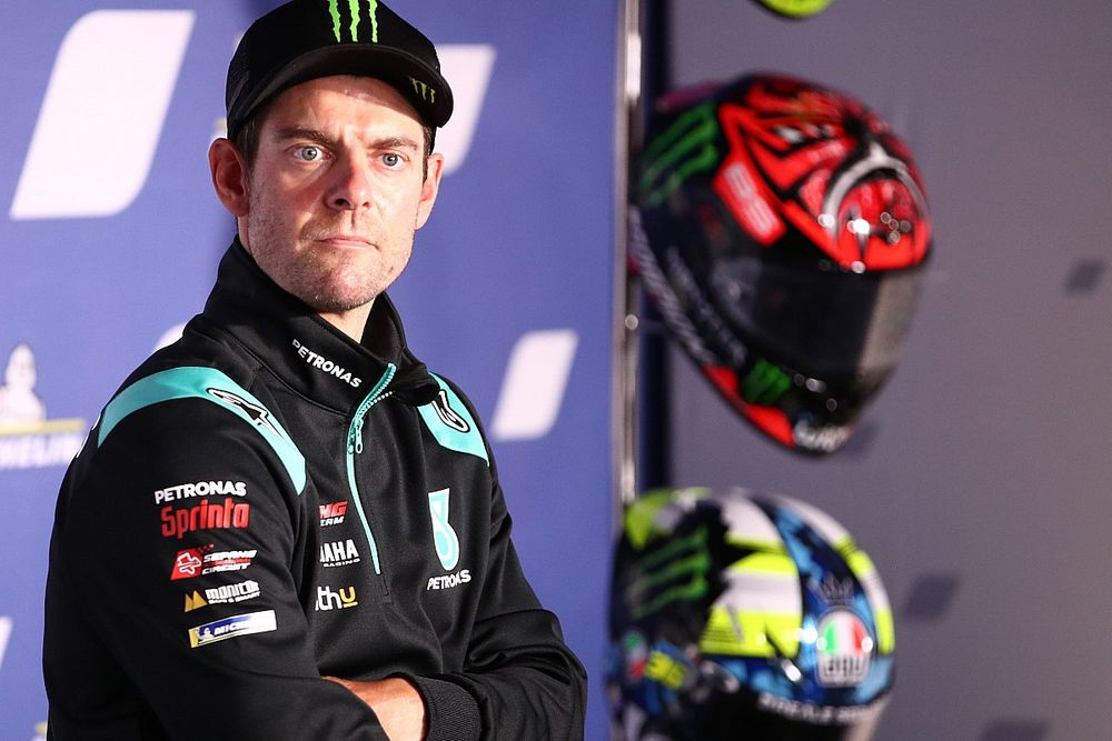 Crutchlow explains decision behind his Austria MotoGP return