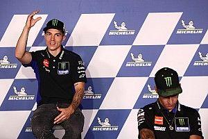 """Viñales : """"L'équipe Yamaha est super, mais pas pour moi"""""""