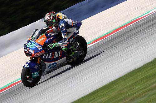 Race Direction Skors Stefano Manzi dari FP1-FP2 Moto2 Amerika