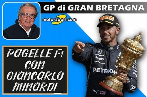 """Minardi: """"Per Hamilton mi aspettavo uno stop-and-go"""""""