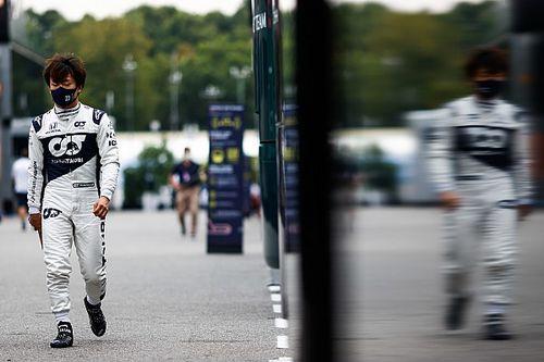角田裕毅、痛恨のトラックリミット違反でQ1敗退「追い抜きは簡単ではないが、スプリント予選で少しでも前進したい」