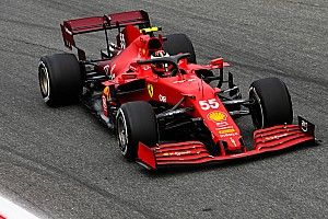 """Sainz: """"La prima Monza con la Ferrari è stata frustrante"""""""