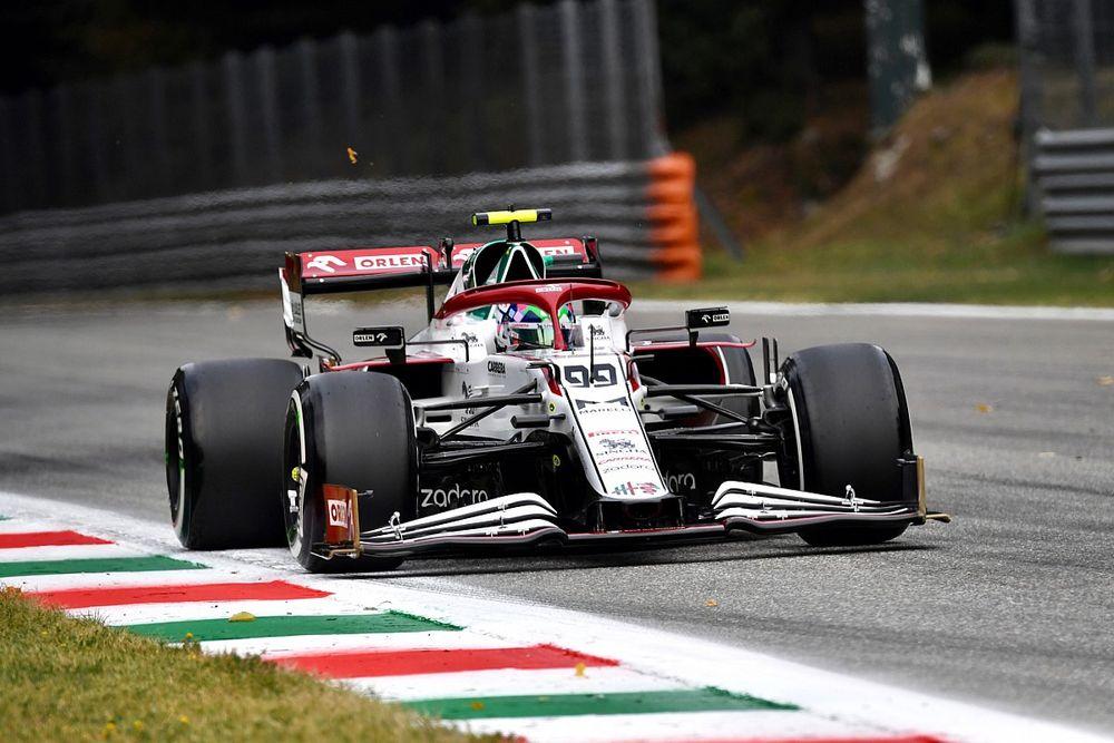 "Giovinazzi: ""Bottas, Alfa Romeo'ya çok fazla deneyim katacak"""
