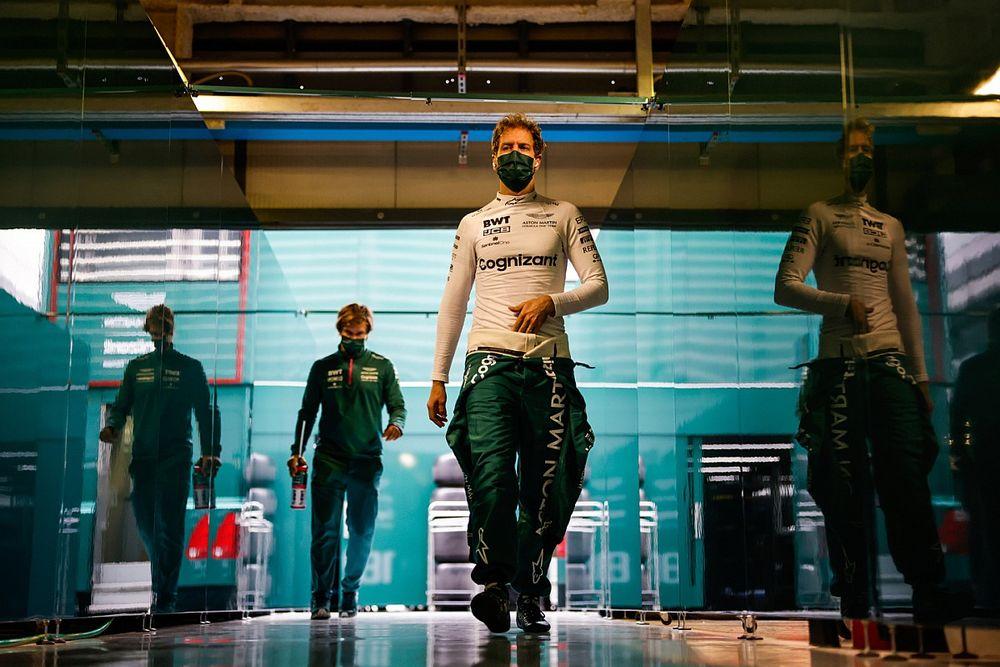 """Vettel: """"Mai stata in discussione la mia presenza nel 2022"""""""