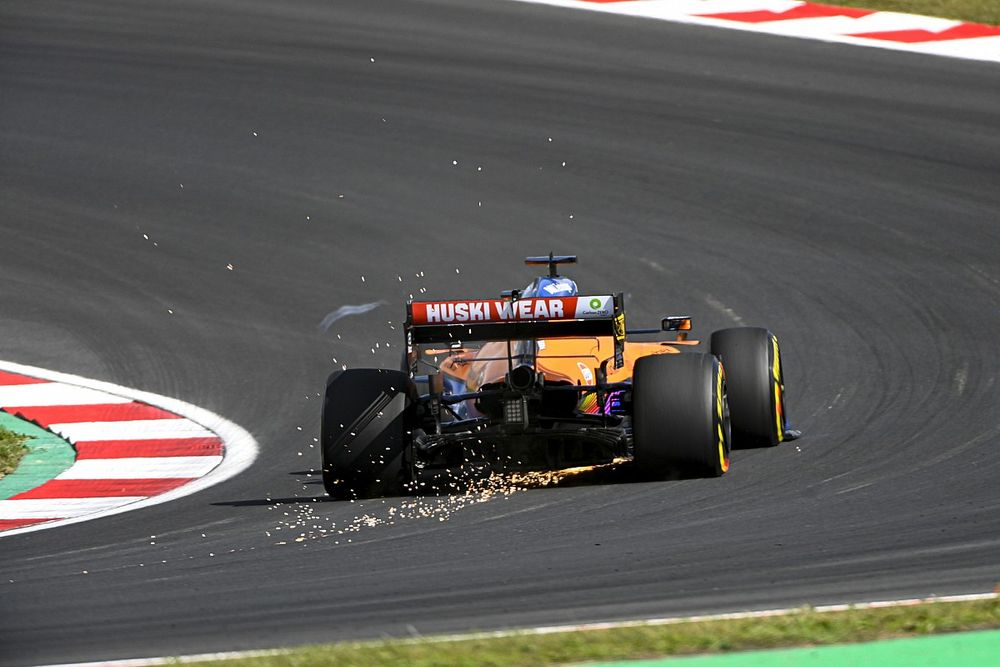 Ricciardo: Still track-dependent for McLaren to fight Mercedes and Red Bull