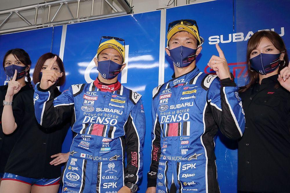 スーパーGT第3戦鈴鹿予選:GT300クラスは61号車BRZの山内が6回目のポールポジションを獲得