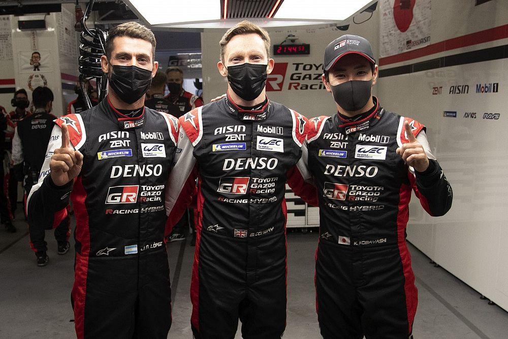 """""""Pechito"""" López saldrá desde la pole position en las 24 Horas de Le Mans"""