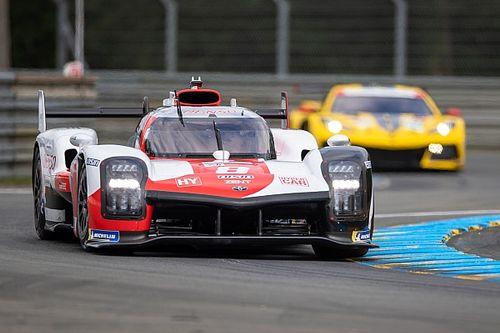 Le Mans 24 Saat: Isınma turlarının lideri Toyota
