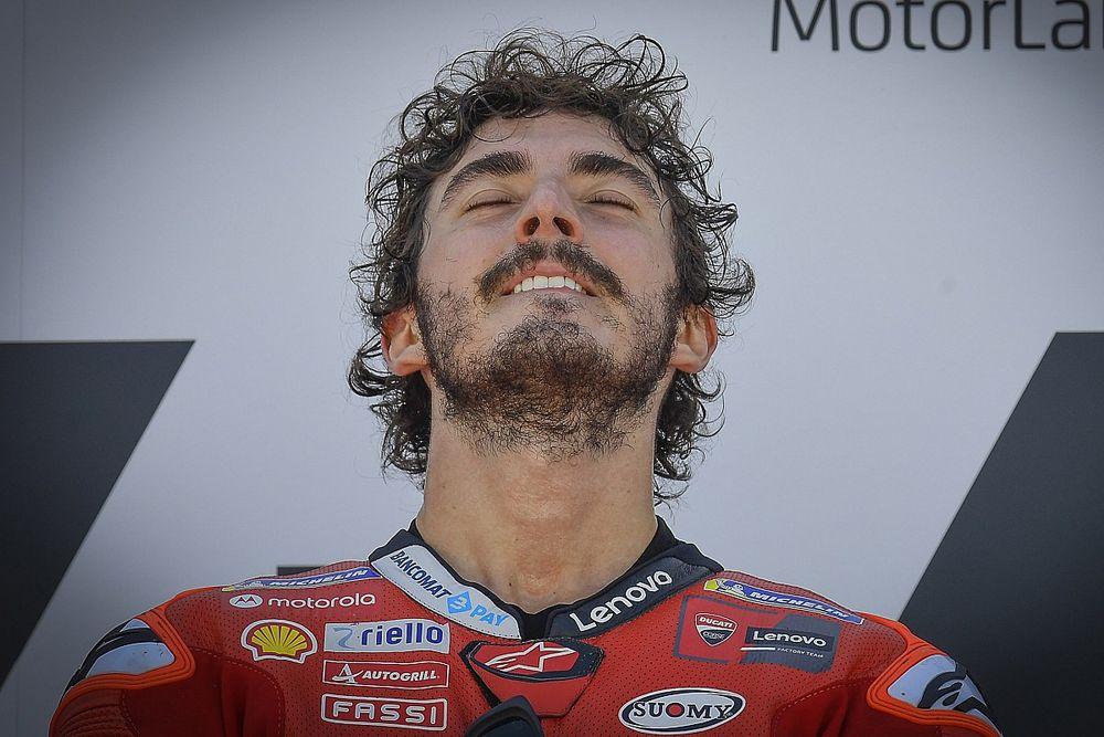 Ducati Sanjung Francesco Bagnaia sebagai Kampiun Sejati