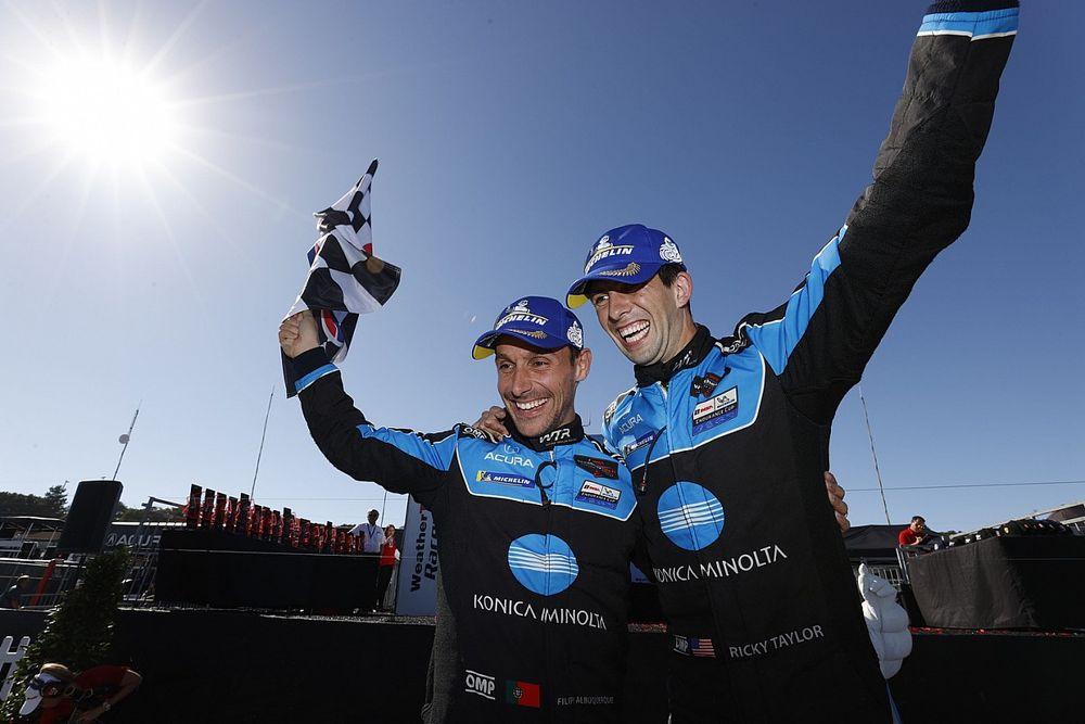 Laguna Seca IMSA: WTR Acura wins to extend points lead