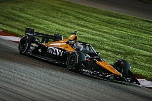 """New points leader O'Ward """"maximized what we could"""""""