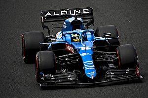 """Az """"okos"""" Alonso kimaradna a bajból az 1-es kanyarnál"""