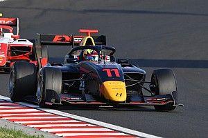F3ザントフールト:岩佐歩夢がレース1で3位表彰台! 好スタート決めたルクレールが優勝