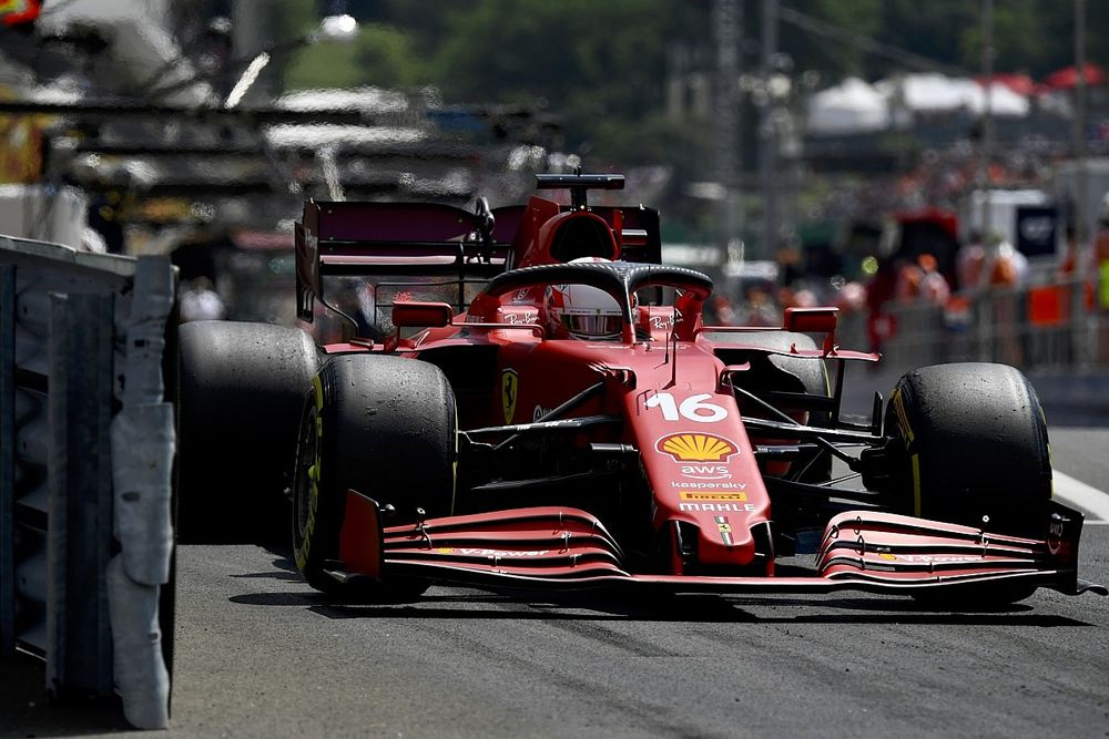 Ferrari nie będzie miało wymówek