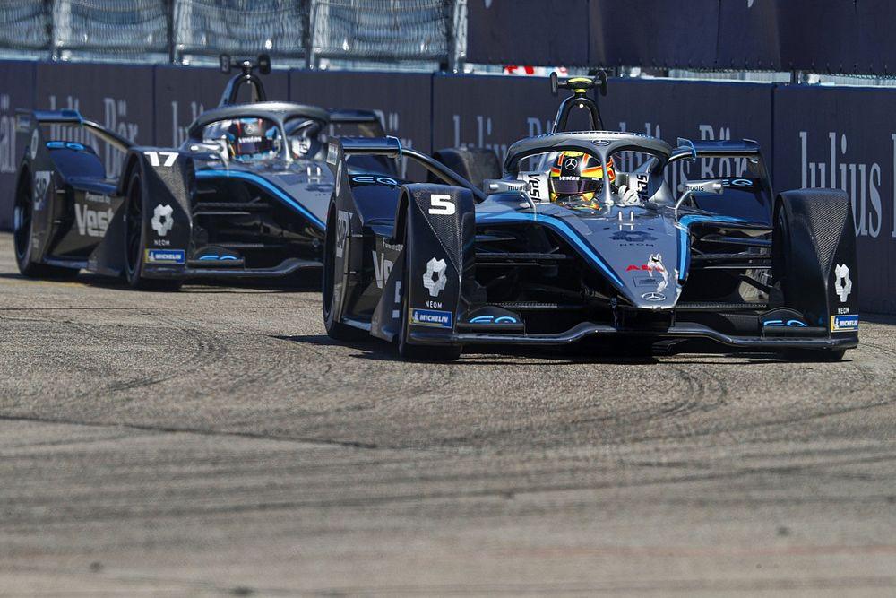 Mercedes officialise son retrait de la Formule E fin 2022