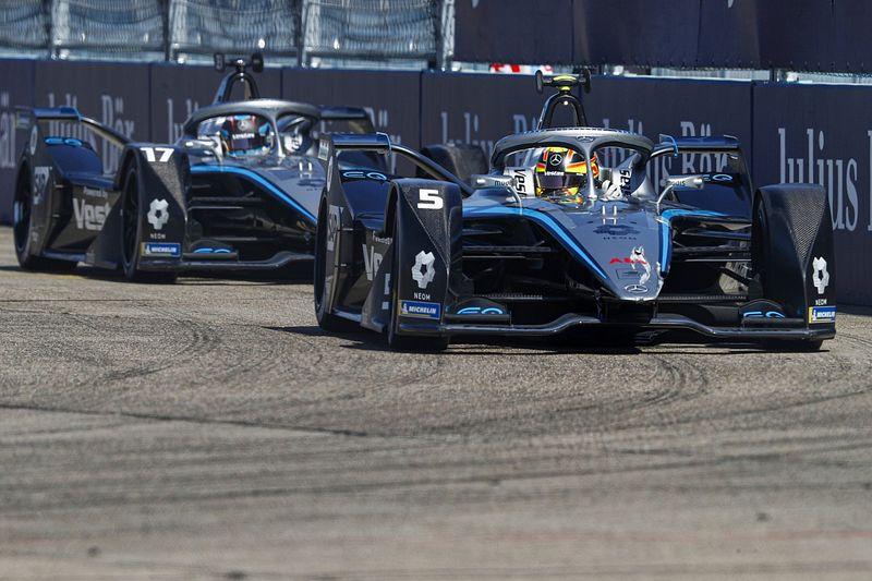 Oficial: Mercedes deja la Fórmula E a final de 2022