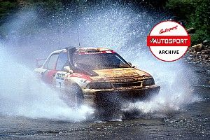 Archive: The first title of a Finnish WRC legend