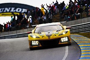 Pre-race weight break 'not a gamechanger' for Corvette in Ferrari Le Mans fight