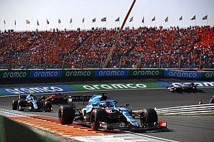 Alonso: Fui agresivo al inicio porque sabía que había opciones