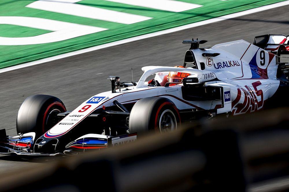 "F1: Mazepin diz que Schumacher ""f...."" sua volta de propósito na Holanda"