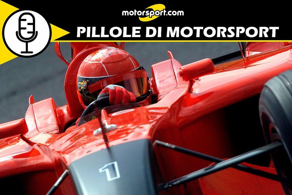 Podcast: Monza 2001, una Ferrari vestita di nero