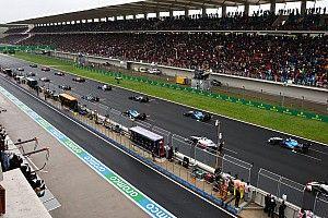 Turkish Grand Prix Driver Ratings