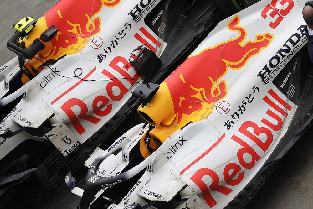 レッドブル、特別カラーで2台表彰台! ホンダ田辺テクニカルディレクター「今の力の中で最高のパフォーマンスを発揮できた」
