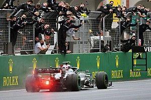 Türkiye GP: İstanbul Park'ta Bottas kazandı, Hamilton beşinci oldu!