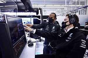 """Wolff: """"Mercedes, yaz arası öncesine göre daha iyi bir yerde"""""""