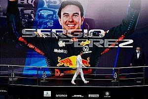 Por qué la mejor temporada de Pérez podría pasar desapercibida