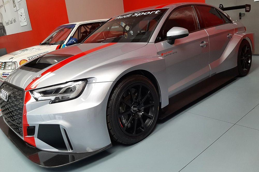Dimsport: un futuro nel TCR con un'Audi RS 3 a biometano